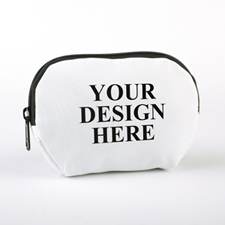 Custom Full Colour Print Zipper Pouch 6