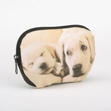 Personalised Photo Zipper Pouch (Medium)
