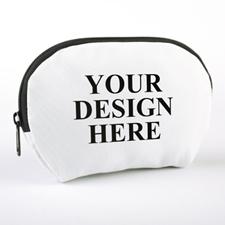 Custom Full Colour Print Zipper Pouch (1 Image)