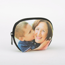 Personalised Photo Zipper Pouch 5
