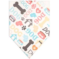 All Over Print Doggie Bandana Large 31