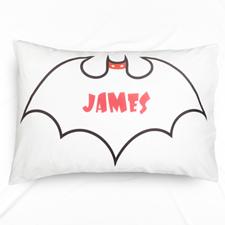 Batman Personalised Name Pillowcase