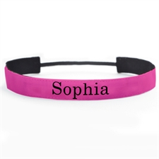 Hot Pink Personalised Name 1