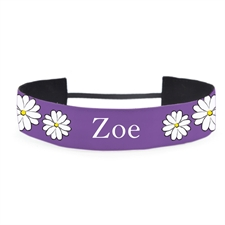 Purple Daisy Personalised 1.5