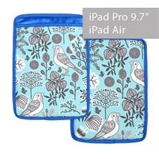 Custom Design Premium Ultra-Plush Padded Sleeve for iPad Air & iPad Pro 9.7