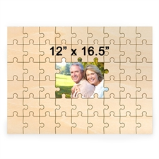 12 x 16.5 Wooden Jigsaw Puzzle