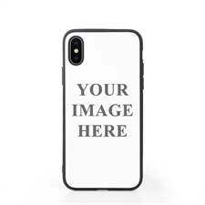 Custom Design Phone Case for iPhone X / Xs with Black Liner
