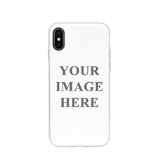 Personalised Design Phone Case for iPhone X / Xs with Clear Liner