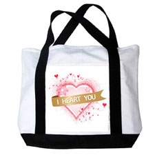 Personalised Design Your Own Canvas Tote Bag