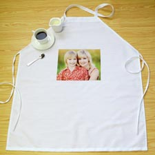 Small Landscape Photo Personalised Adult Apron