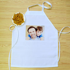 Small Landscape Photo Personalised Kids Apron