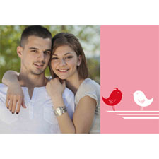 Bird And Heart Personalised Animated Invitation Card 4