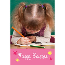 Happy Easter Animated Photo Card Personalised Animated Invitation Card 4