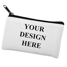 Custom Imprint Small Cosmetic Bag 4