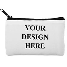 Custom Full Colour Print Medium (2 Side Same Image) Makeup Bag 5