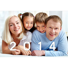 Personalised Shiny Year Lenticular Greeting Card