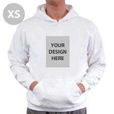X Small Custom Portrait Hoodie