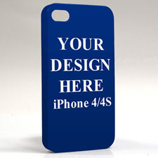 Personalised Design 3D iPhone 4/4S Slim Case
