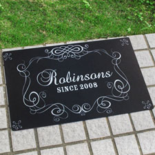 Create Your Own Personalised Home Sweet Home Door Mat