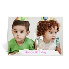 Custom Happy Birthday Photo Cards, 5