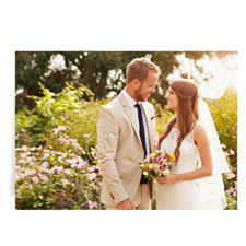 Custom Wedding Photo Cards, 5