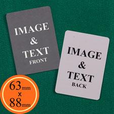63 x 88mmCustom Cards (Blank Cards)