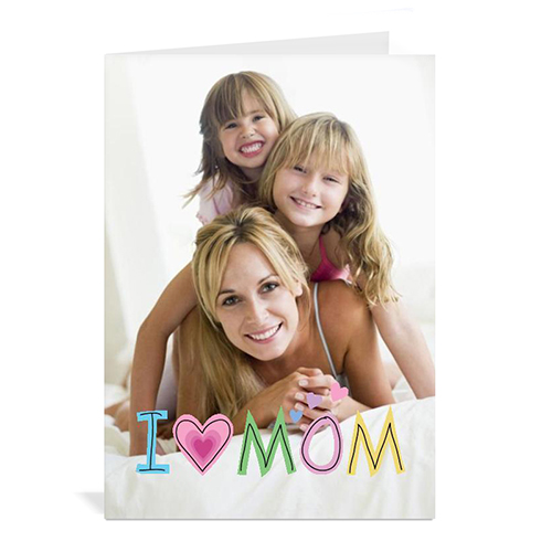 Personalised Photo Greeting Cards, 5