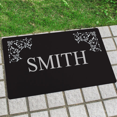 Create Your Own Our Family Door Mat