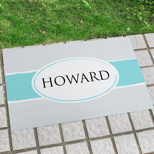 Sea Breeze Personalised Doormat