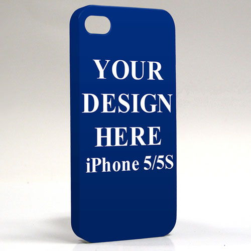 Personalised Personalised Design 3D iPhone 5/5S Slim Case