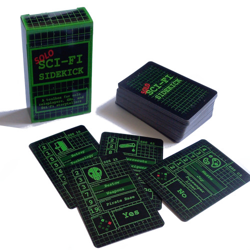 Personalised Poker Custom Cards (Blank Cards) Playing Cards
