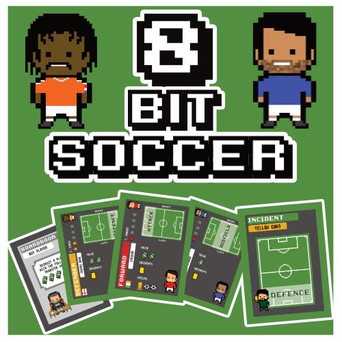 8 Bit Soccer - Starter Deck