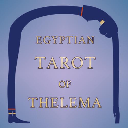 Egyptian Tarot of Thelema Tarot Deck