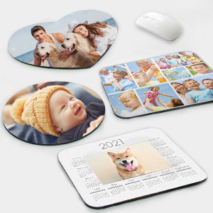 photo mousepads